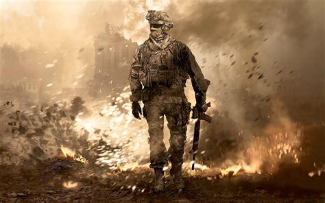 call  duty modern warfare  video games soldier war