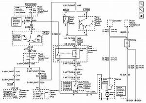 Starter Circuit Wireing Diagram