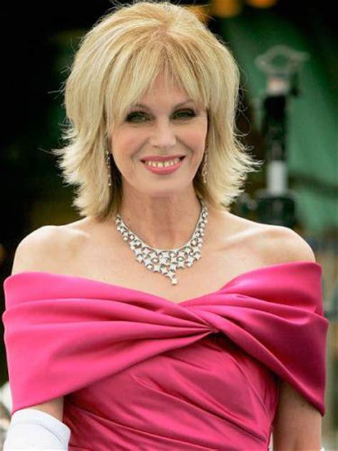 Joanna Lumley Makeup Tips