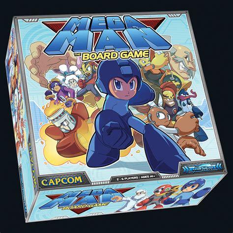 mega man  board game jasco games