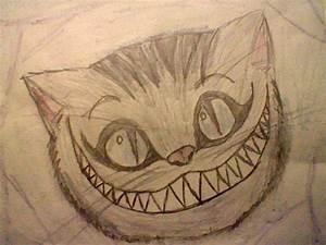 Tumblr Drawings Alice In Wonderland Cat Easy | www ...