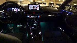 Audi A4 Interior Lights