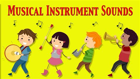 musical instruments sounds for part 1 learn 814 | maxresdefault