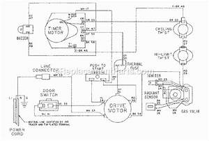 Maytag Ldg5004aaw Parts List And Diagram