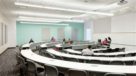 University of Houston, Classroom & Business Building