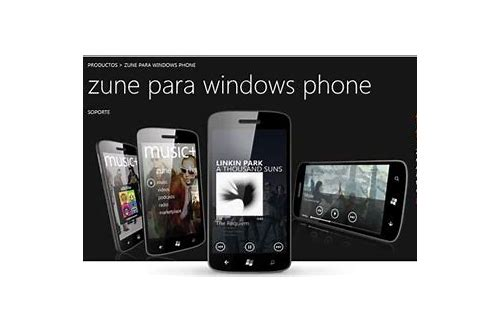 zune setup for nokia lumia 800 descargar programa
