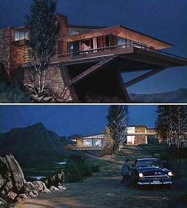North by Northwest - Vandamm house - built in Culver City ...