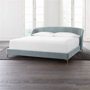 Ava, Stone, Blue, King, Bed, Reviews