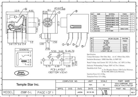 3 5 Mm To Rca Wiring Diagram by 3 5mm Audio Cable To Rca Diagram Wiring Diagram And Fuse Box