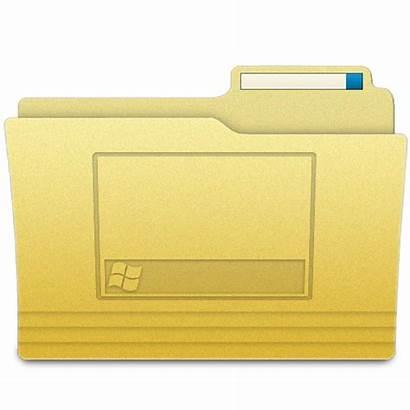 Folder Icon Folders Clipart Desktop Transparent Icons