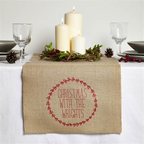 best 28 personalised christmas table decorations