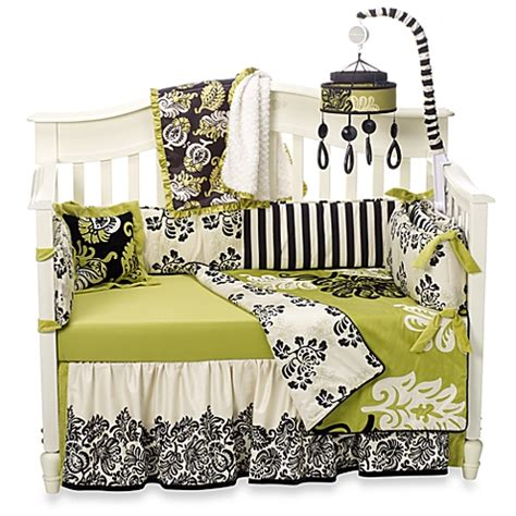 Cocalo Bedding Set by Cocalo Harlow 4 Piece Crib Bedding And Accessories