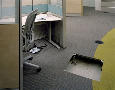 Reviewing Raised Floor Standards: Specifications for a