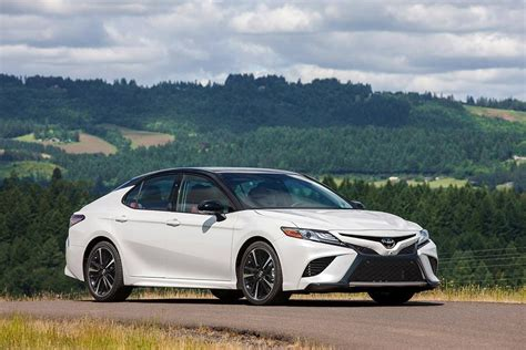 2019 Toyota Camry Rear Hd Wallpapers Autoweikcom
