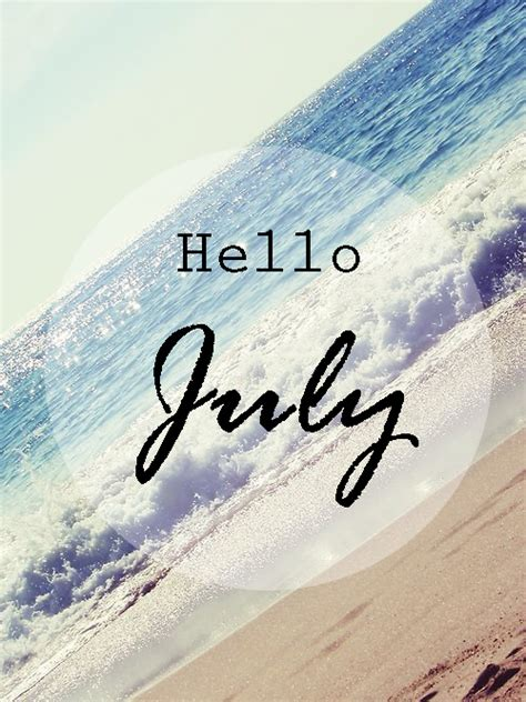 july tumblr