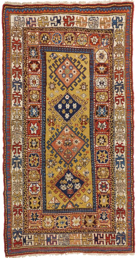 tappeto kazak tappeti caucasici antichi morandi tappeti
