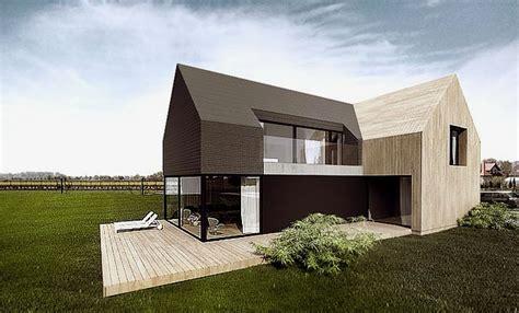 Moderne Häuser Ohne Dachüberstand by Bildergebnis F 252 R Satteldach Ohne Dach 252 Berstand