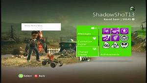 Xbox 360 How To Change Theme In New Update YouTube