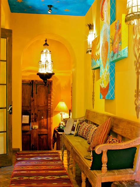 home interior mexico style decorating ideas style hgtv and