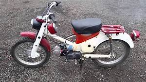 1966 Honda Ct90 Trail Bike With A New Lifan 125 Cc