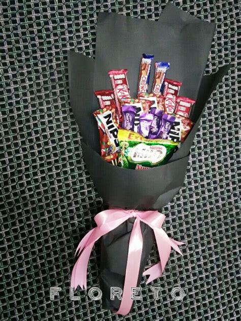 buat chocolate bouquet
