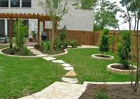 landscaping ideas for backyards 16 Simple But Beautiful Backyard Landscaping Design Ideas