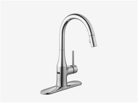 Touchless Kitchen Faucets Canada by Touchless Kitchen Faucet Touch Kitchen Faucet With
