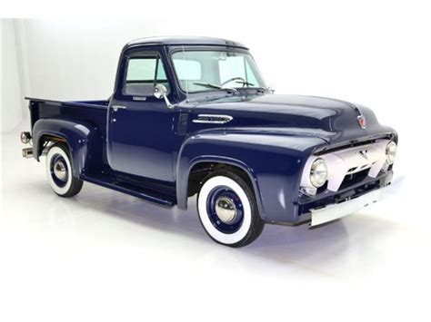 1954 Ford F100 by Classifieds For 1954 Ford F100 9 Available
