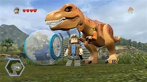 LEGO Jurassic World - Isla Nublar 2 - Open World Free Roam ...