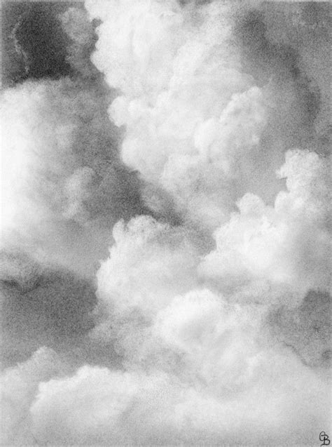 clouds pencil drawing google search art