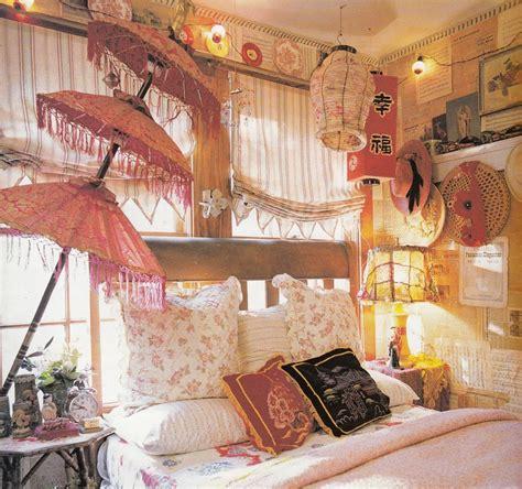 Bohemian Bedroom Interior Design Ideas With Regard To