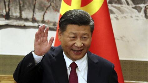 xi jinping names key leaders  chinas communist party
