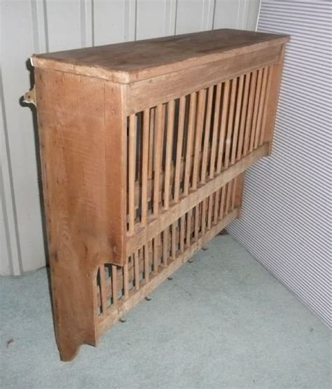 victorian farmhouse kitchen pine plate rack  sellingantiquescouk