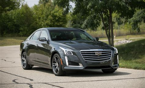 2018 Cadillac Cts  Cue Infotainment Review  Car And Driver