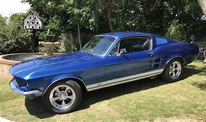 1967 MUSTANG GT FASTBACK For Sale | Car And Classic