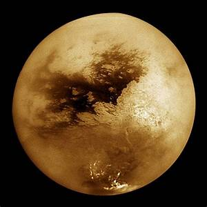 Does Titan have the requirements to support life ...