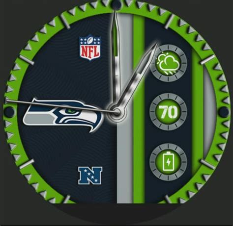 sports seattle seahawks watchfaces  smart watches