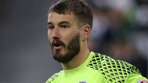 Adam Legzdins: Birmingham City take up one-year extension ...