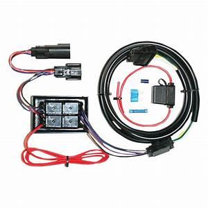 Khrome Werks 4 Wire Isolator With Converter Trailer Wiring