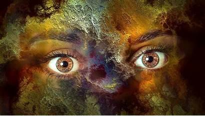 Tally Ramana Maharshi Eyes Mark Font Self