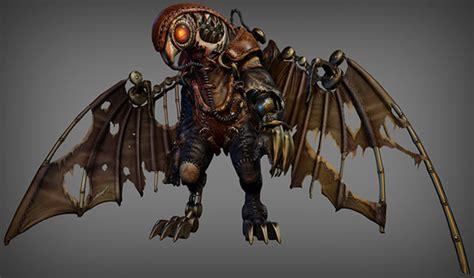 Songbird Bioshock Infinite On Behance