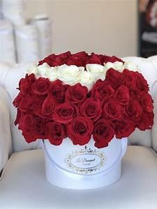 100 roses le bouquet fleurs