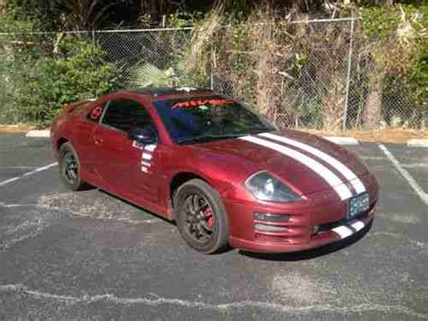 Mitsubishi Eclipse Mods by Purchase Used 2001 Mitsubishi Eclipse Gt Mods In