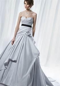 grey wedding dresses With light gray wedding dress