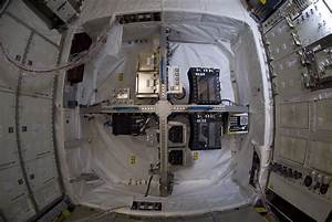 International Space Station Interior - Pics about space