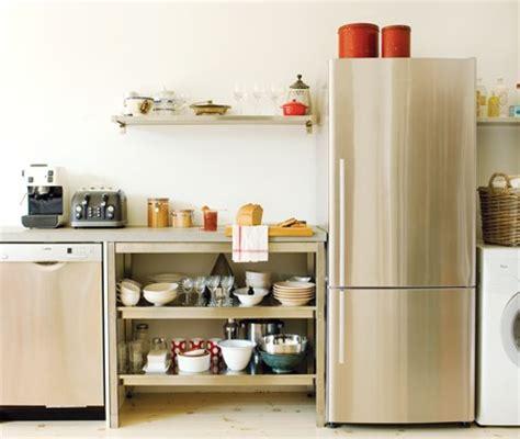conforma cuisine decorar las cocinas con estantes al aire