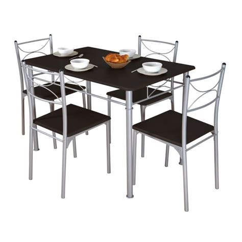 table et chaise cuisine chaise et table de cuisine mobilier sur enperdresonlapin