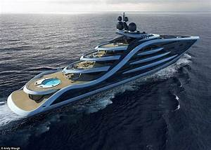Andy Waugh39s Epiphany Superyacht Concept Boasts A Radical