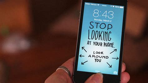 how to phone addiction could these simple phone backgrounds be what finally
