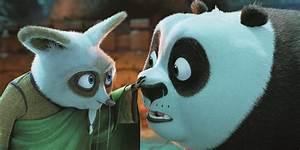 Kung Fu Panda Po And Shifu